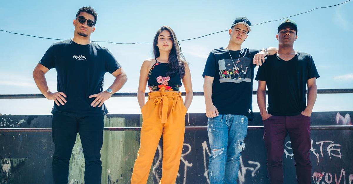 'Sintonia': conheça o elenco da nova série da Netflix, criada por Kondzilla