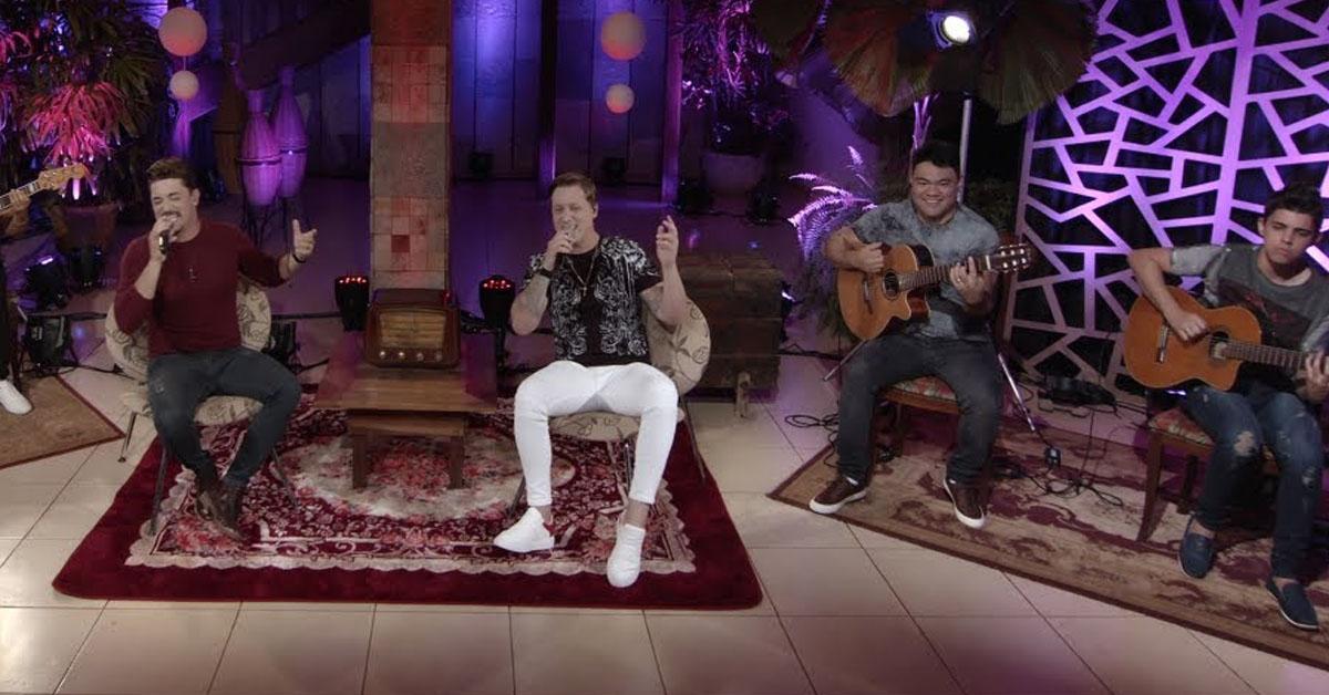 George Henrique e Rodrigo lançam vídeo e o EP 'Bagunça Minha Vida'; ouça