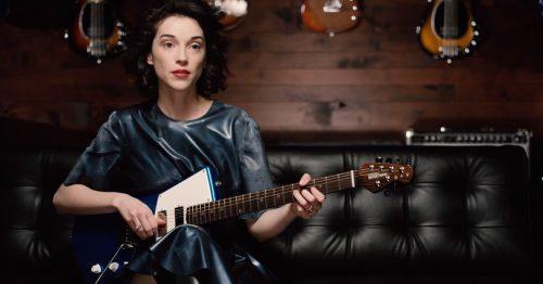 guitarra para mulheres