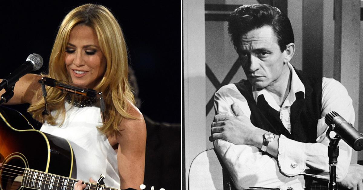 Sheryl Crow lança nova versão de 'Redemption Day', em dueto com Johnny Cash