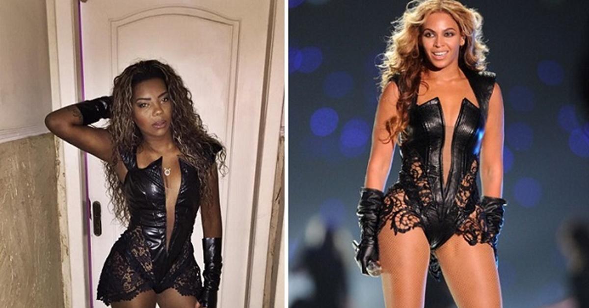 Beyoncé autoriza que Ludmilla utilize uma de suas músicas no próximo DVD
