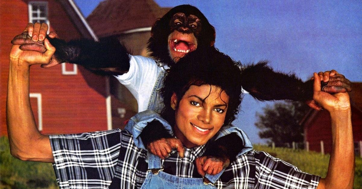 Filme sobre o macaco de Michael Jackson é cancelado pela Netflix