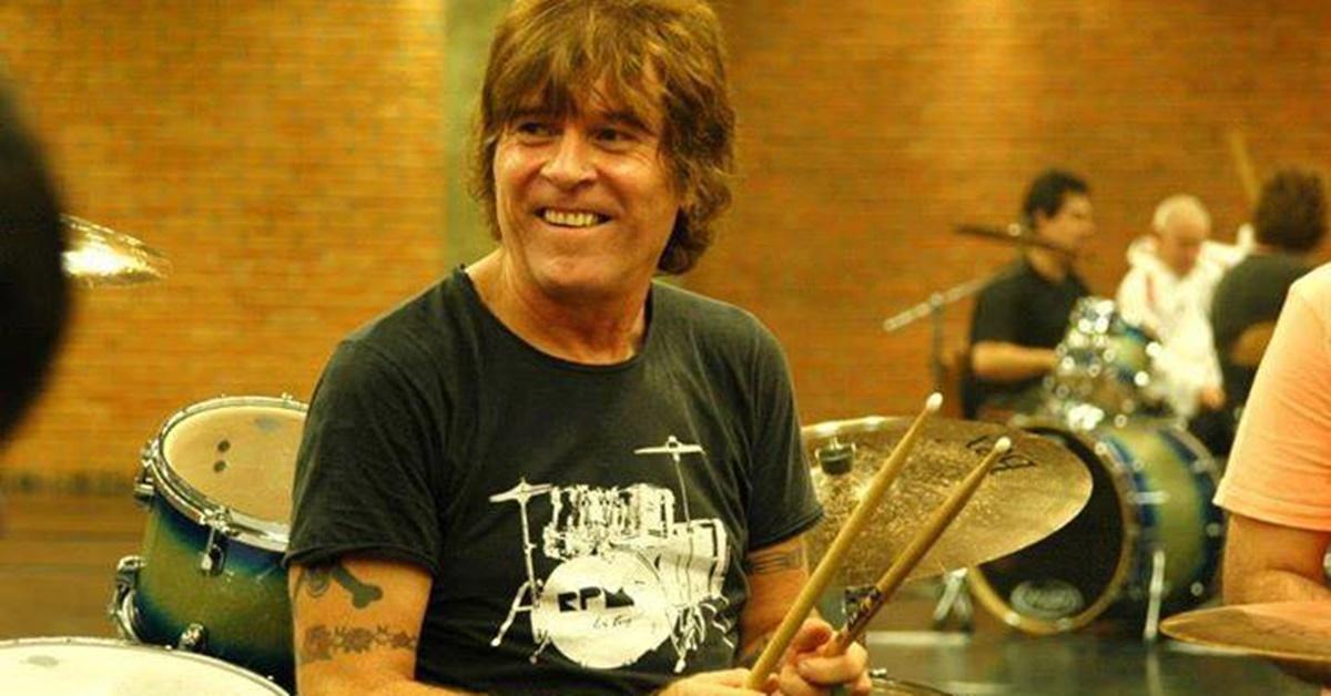 Baterista do RPM, Paulo P.A. Pagni morre aos 61 anos