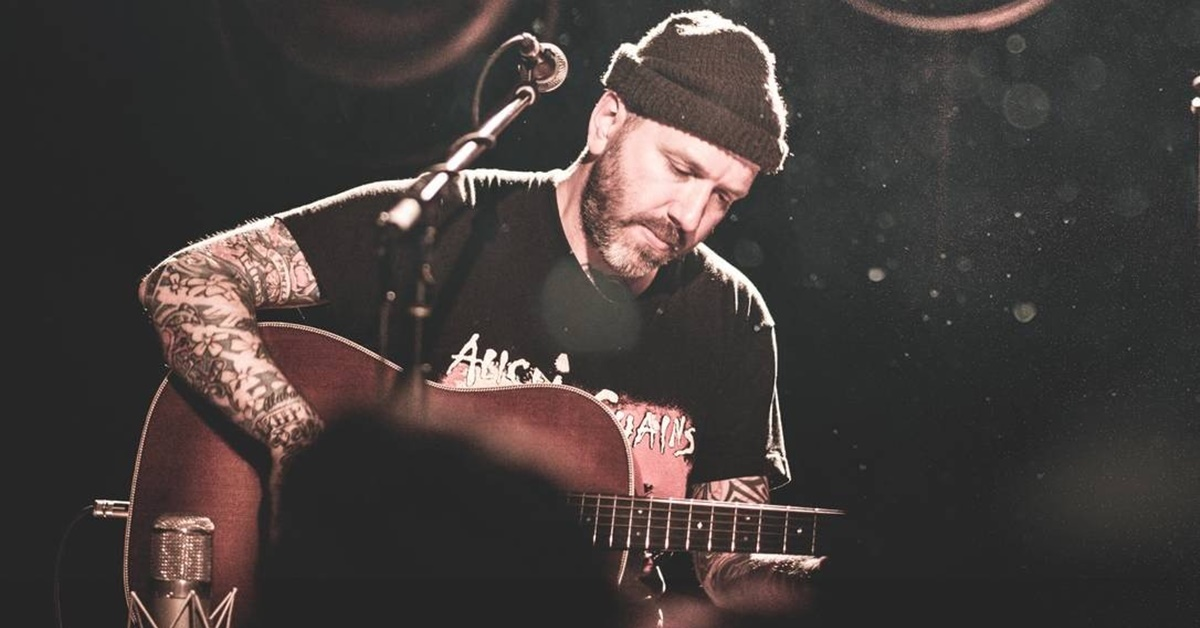 City and Colour lança 1º single de seu próximo álbum; ouça