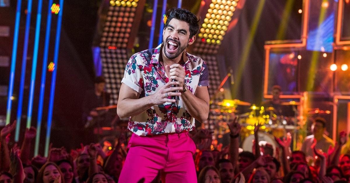 Tirulipa 'envelhece' Gabriel Diniz com FaceApp e emociona fãs do cantor