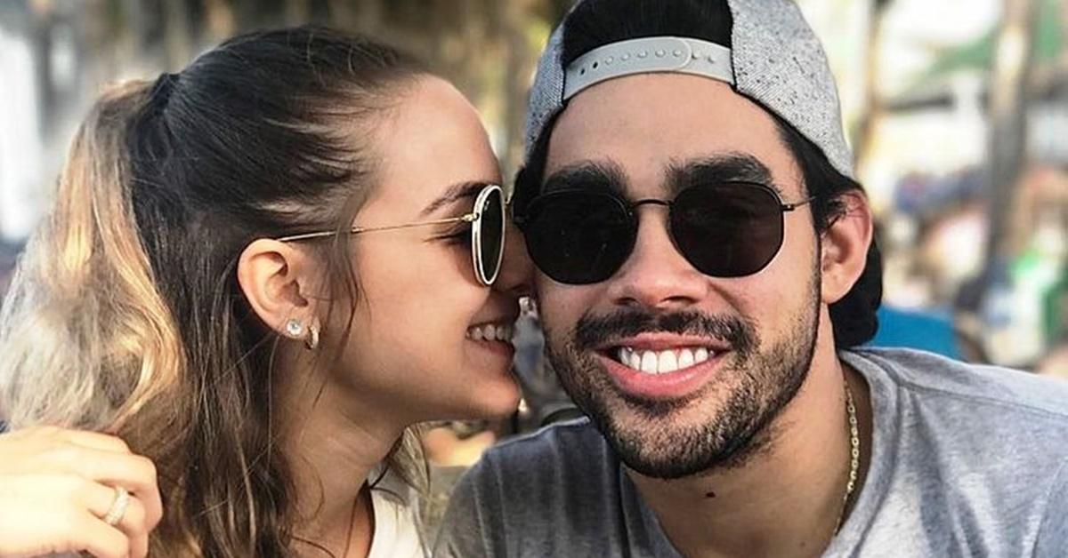 Joias de Gabriel Diniz foram roubadas no acidente que o matou, diz noiva