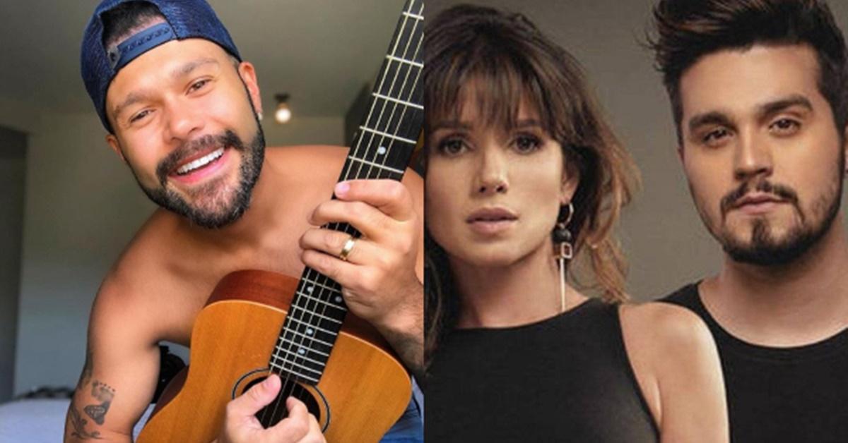Dupla de Belutti, Marcos defende Paula Fernandes e lembra 'furo' de Luan Santana
