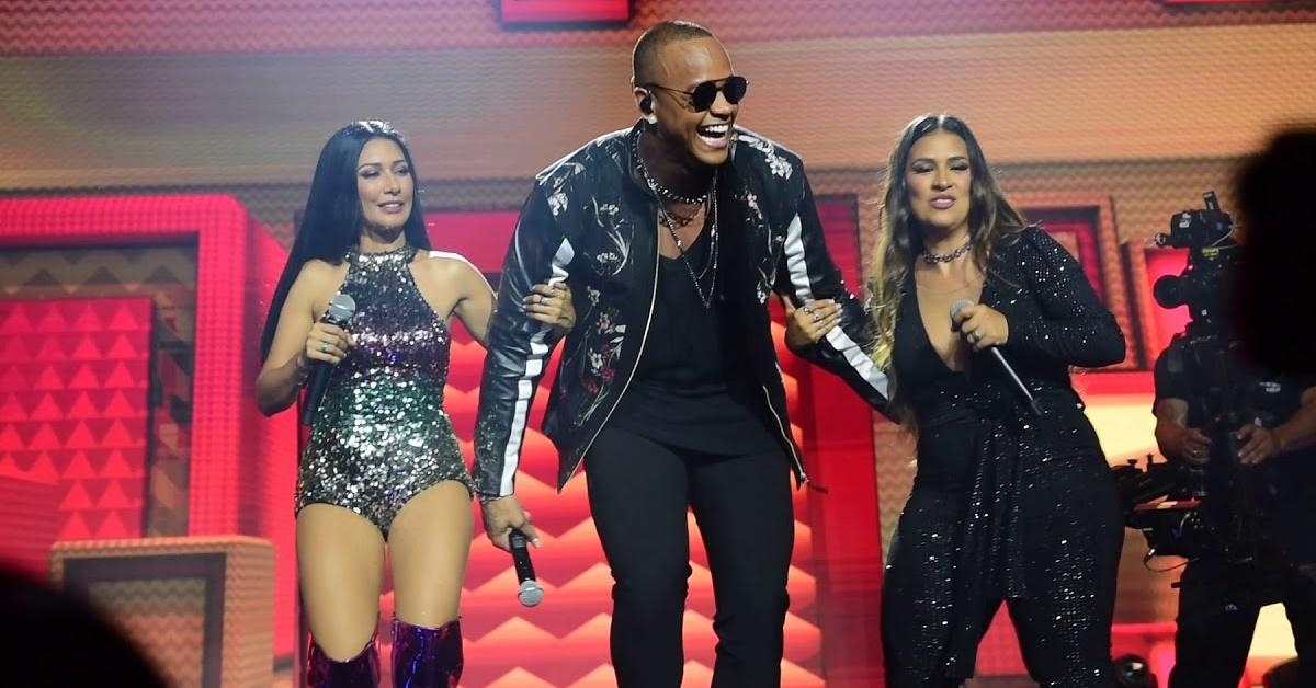 Simone e Simaria lançam videoclipe com participação de Léo Santana
