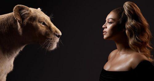 Beyoncé o rei leão