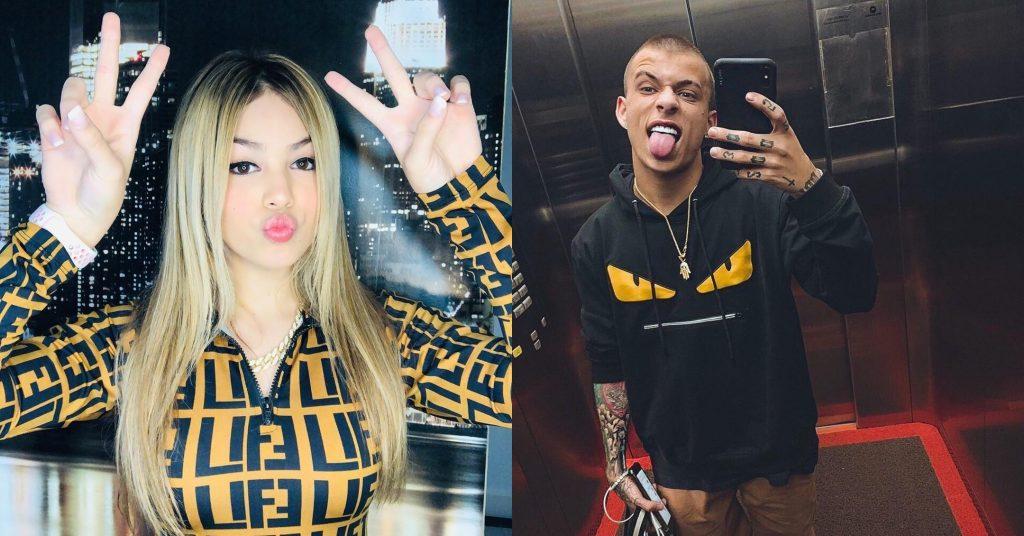 MC Pedrinho nega estar namorando Melody: 'a menina tem 12
