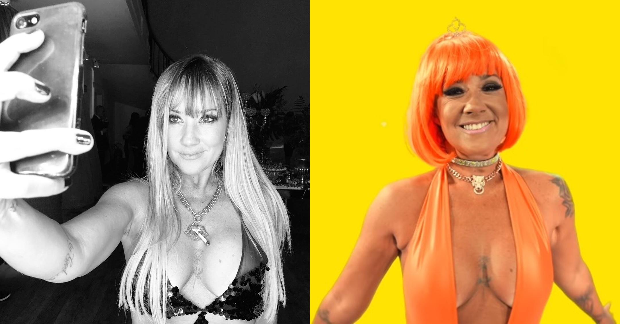 Vivi Fernandez: ex-atriz de filme pornô se lança como funkeira