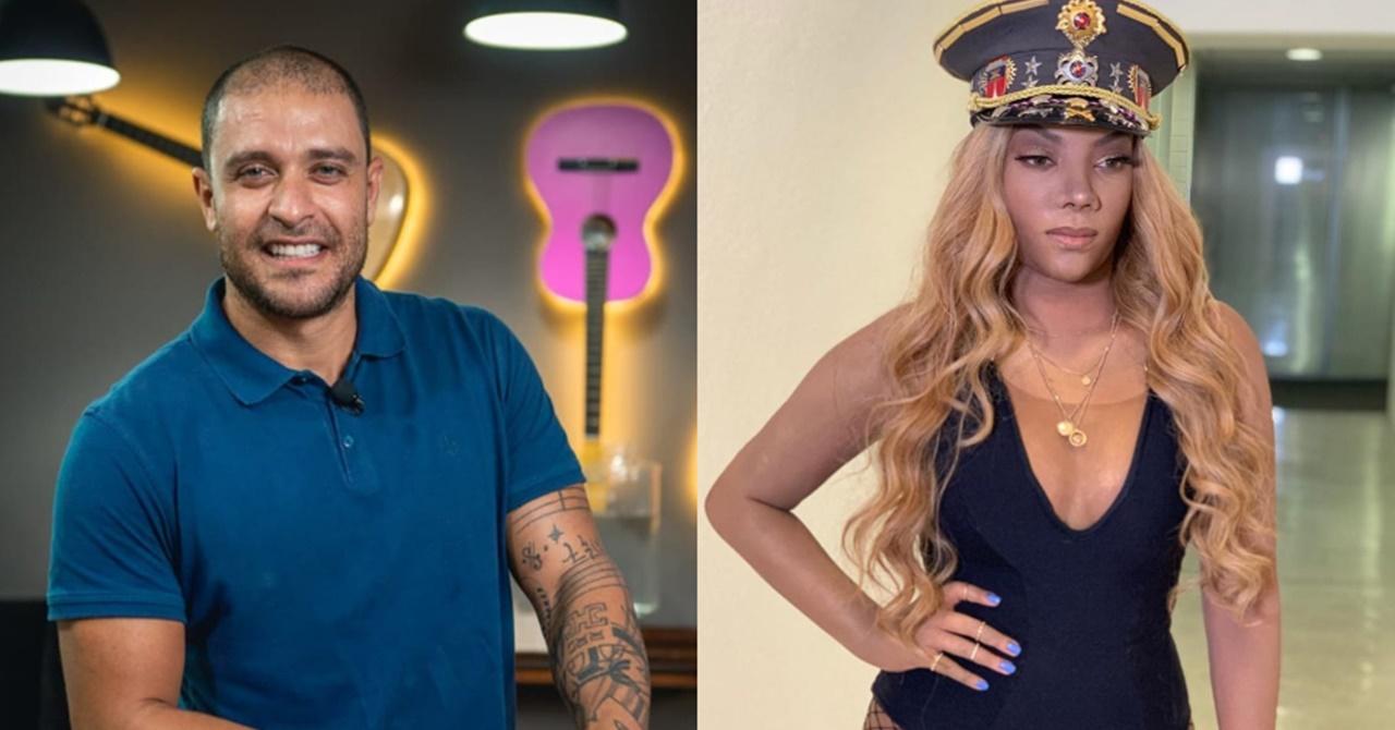 Diogo Nogueira teria se revoltado com vitória de Ludmilla no 'Show dos Famosos'