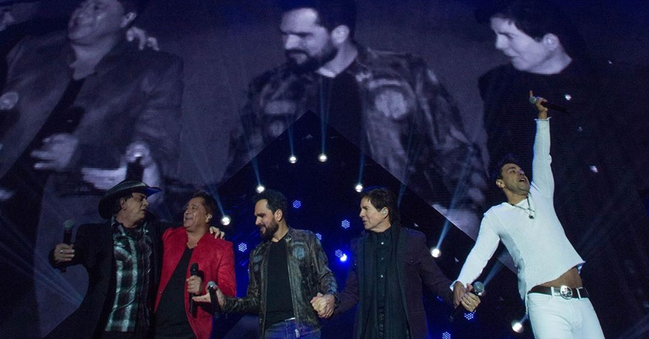 Amigos lançam música inédita e confirmam data para exibir show na Globo