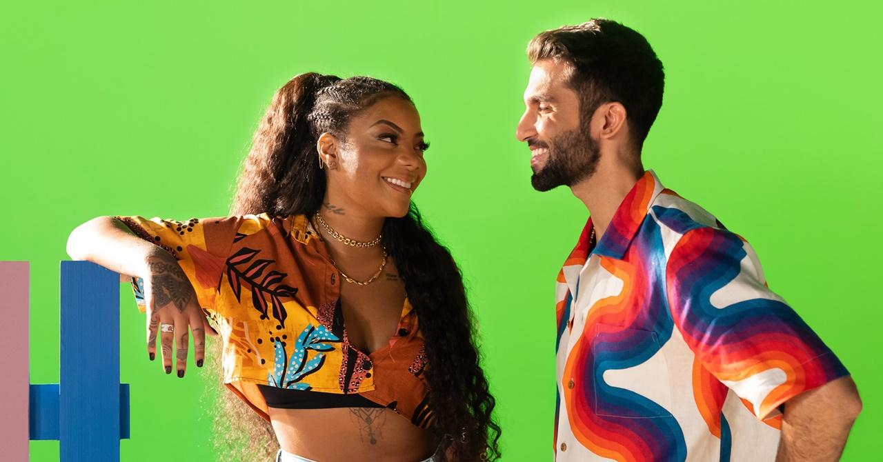 Silva e Ludmilla lançam clipe em parceria: 'Um Pôr-Do-Sol na Praia'
