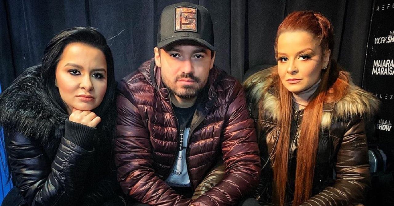 Fernando Zor revela se já confundiu a namorada Maiara com Maraisa