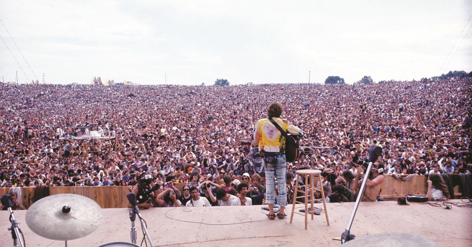 Arrependimento? 7 bandas e artistas que não toparam tocar no Woodstock