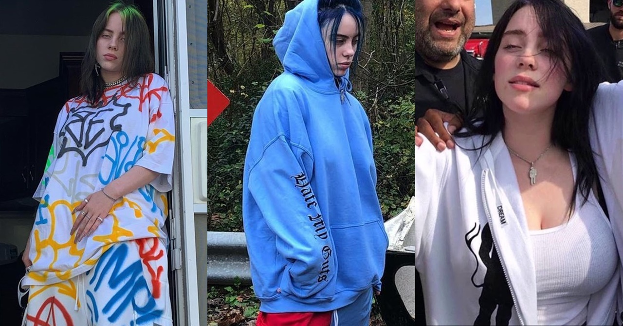 Billie Eilish Is Being Sexualized Because Of A Tank Top