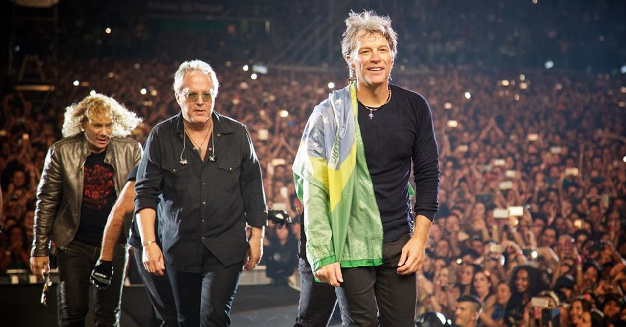 O que aconteceu com a voz de Jon Bon Jovi com o passar dos anos?