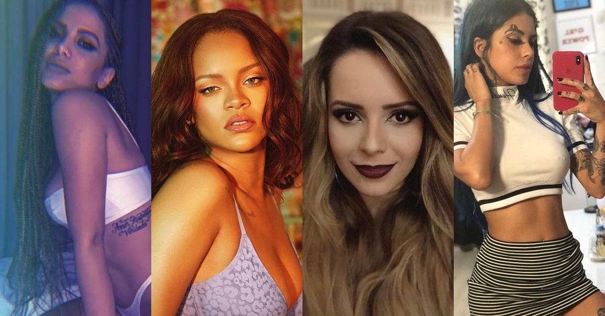 cantoras em site erótico (je)