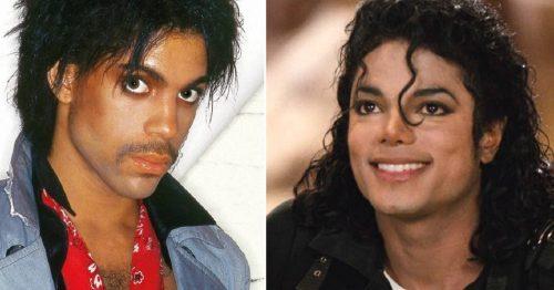 michael jackson e prince