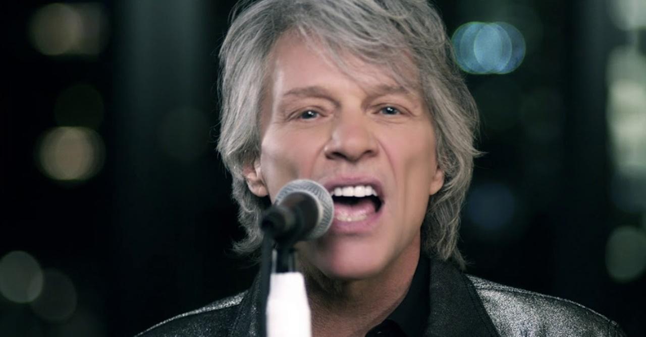 Bon Jovi fará live especial para comemorar o dia das mães neste domingo
