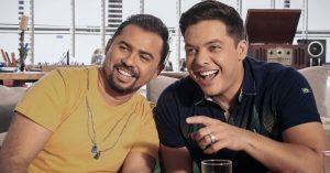 Wesley Safadão e Xand Avião realizam live com show em parque aquático neste sábado (11)