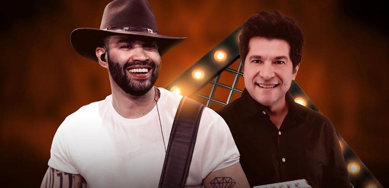 Gusttavo Lima anuncia live com Daniel e pede volta de shows
