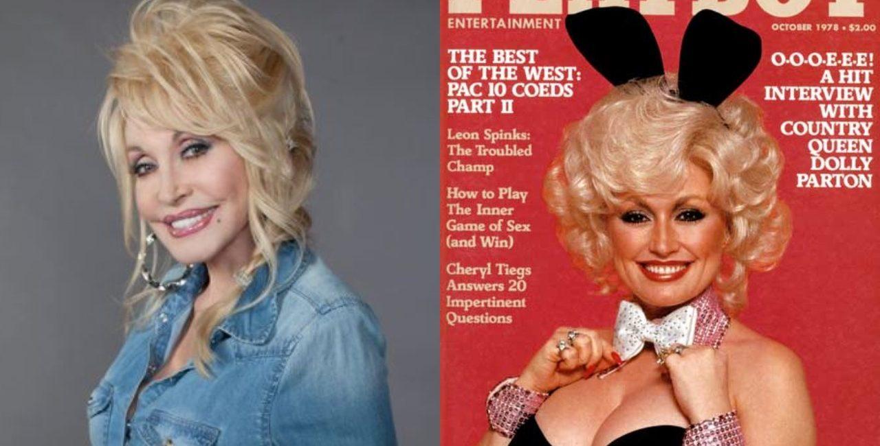 Playboy-Dolly Parton