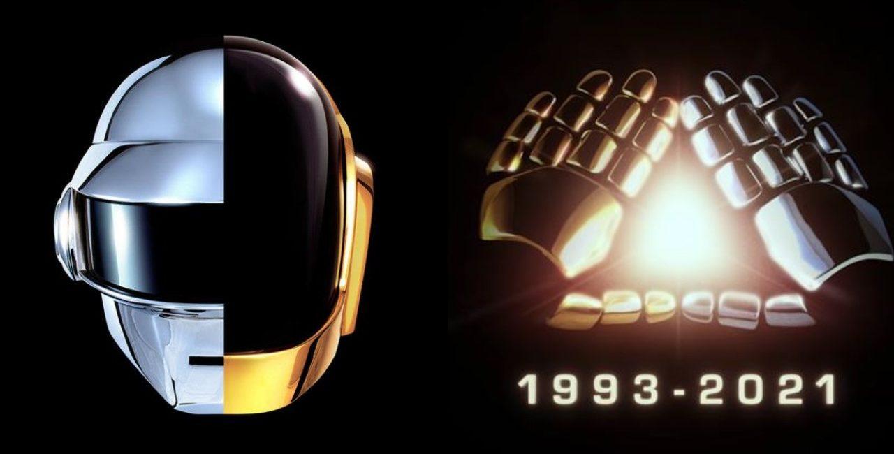 Daft Punk-separação capa