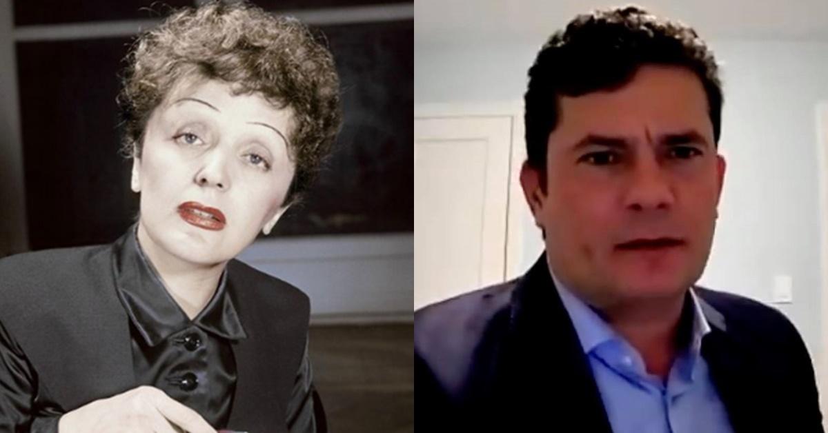 Édith Piaf Sérgio Moro