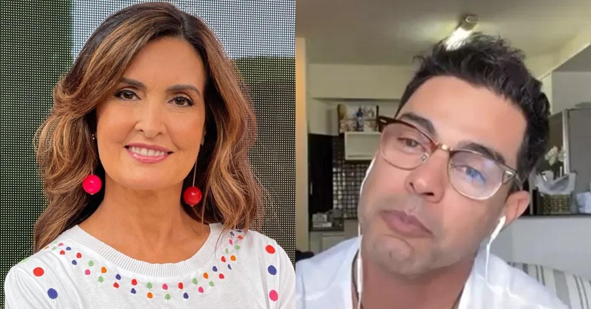 Fátima Bernardes - Zezé Di Camargo