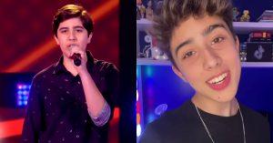 Lembra dele? Ex-The Voice Kids faz sucesso dublando áudios da mãe no TikTok