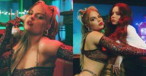 Luísa Sonza assume bissexualidade após clipe beijando outra mulher