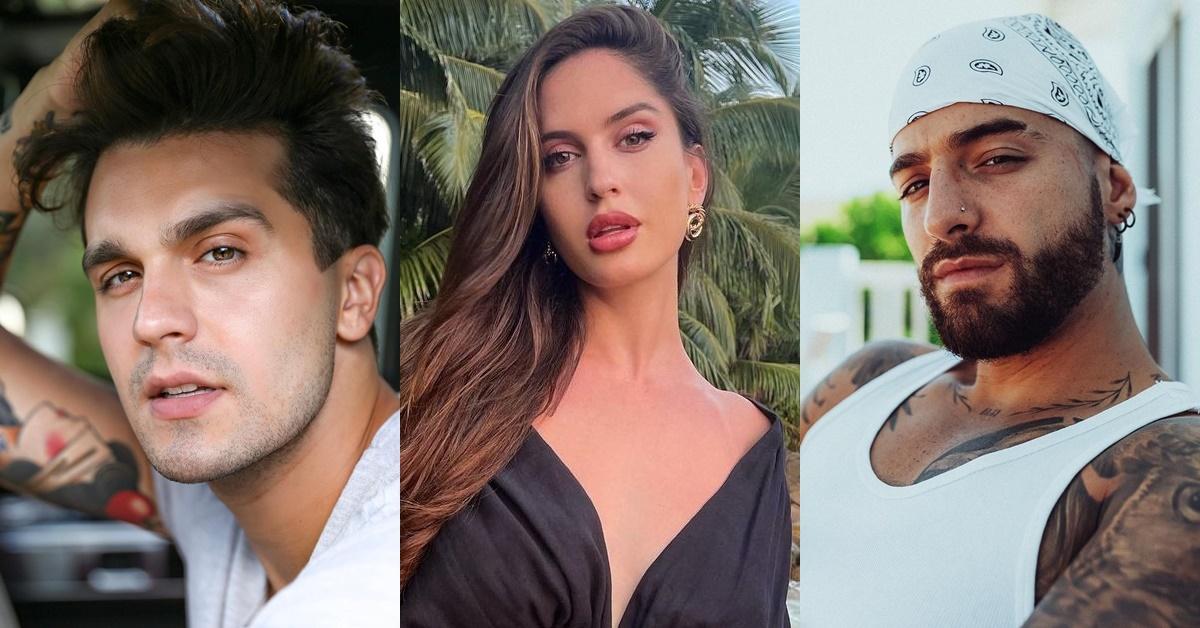 Luan Santana – Natalia Barulich – Maluma