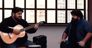 César Menotti e Fabiano inovam com solos de guitarra em nova música: 'Amar-te'