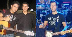 Luizmar Damasceno, que fez dupla com Cristiano Araújo, está desaparecido