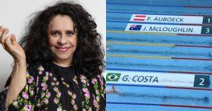 Que história é essa de Gal Costa competindo nas Olimpíadas de Tóquio?