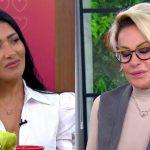 A gafe! Desinformada, Ana Maria Braga questiona Simaria sobre o marido