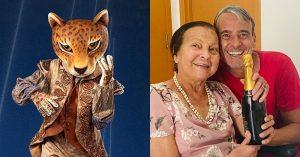 Mãe de Alexandre Borges morre 2 dias após ser lembrada no 'The Masked Singer'