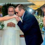 Dudu Braga se casou com a mulher da vida dele 25 dias antes de morrer