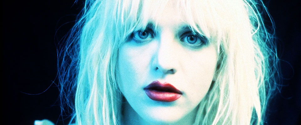 Courtney love used to strip words... super