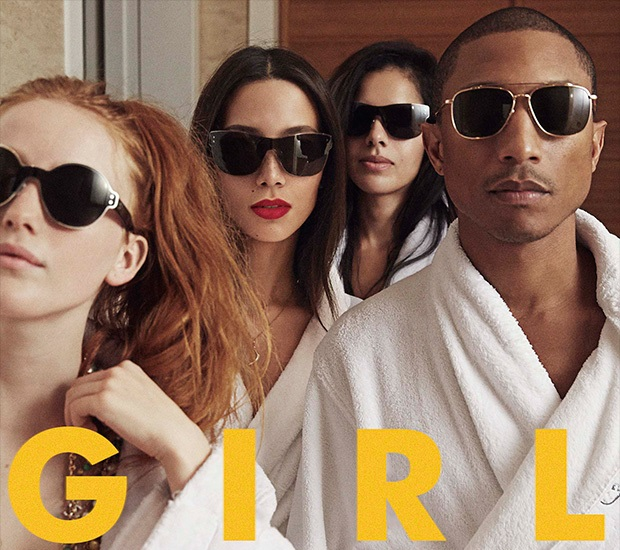 Daft Punk, Justin Timberlake e Miley Cyrus estarão em novo disco de Pharrell Williams