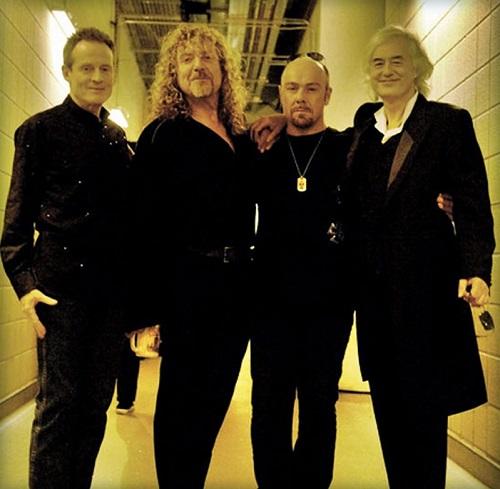 Led Zeppelin vai se reunir para novo disco e turnê em 2016, diz jornalista