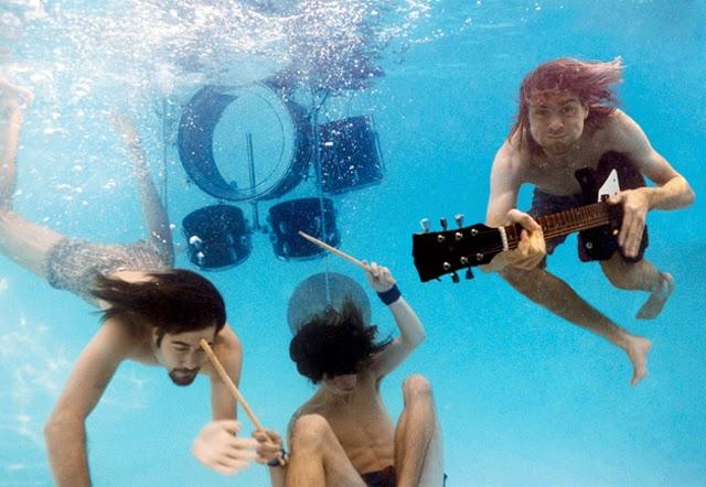 Assista shows da cerimônia do Nirvana no Rock And Roll Hall Of Fame