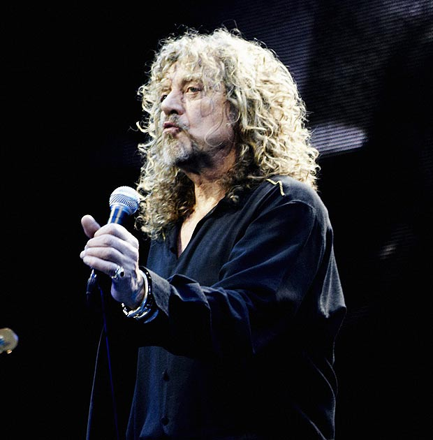 Robert Plant ironiza Pearl Jam por supostamente plagiar Led Zeppelin