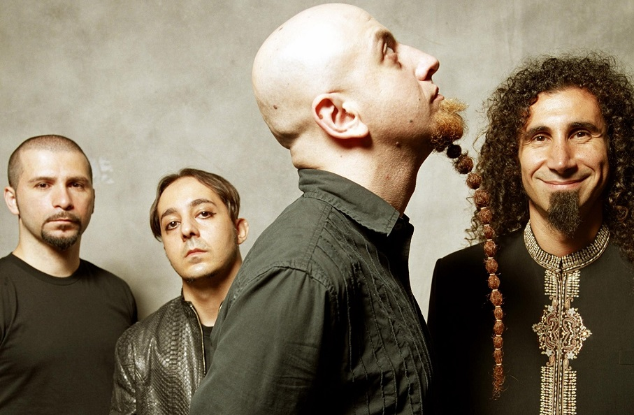 System Of A Down é confirmado como atração do Rock In Rio 2015