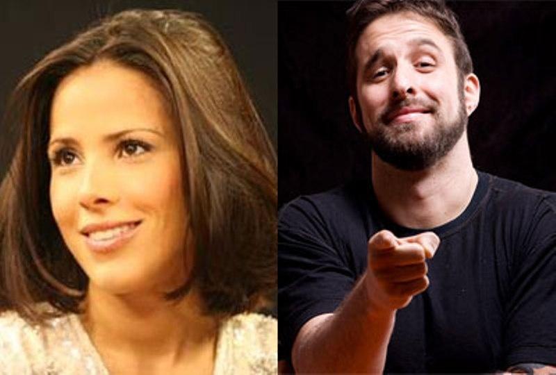 A briga continua: Wanessa ironiza fim de programa de Rafinha Bastos na TV