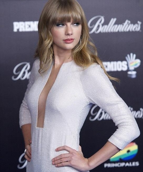 Dave Grohl afirma estar obcecado por Taylor Swift e dedica músicas a ela