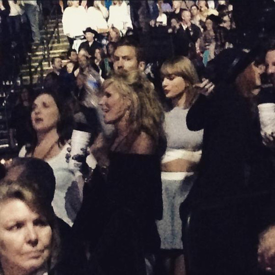 Calvin Harris e Taylor Swift podem estar namorando