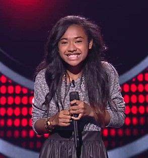 Vídeo em que cantora mirim Benvinda confunde Daniela Mercury no 'The Voice Kids' viraliza na web
